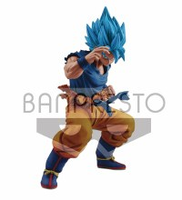 Dragonball Super Masterlise SS God SS Son Goku Figure