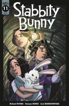 Stabbity Bunny #11