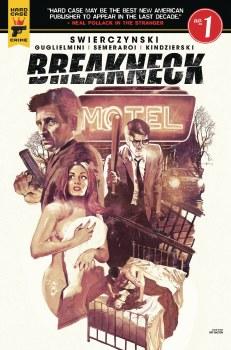 Breakneck #1 (of 4) Cvr A Dalton