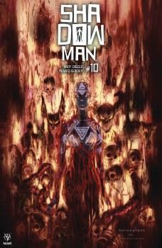 Shadowman (2018) #10 Cvr B Grant
