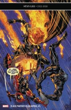 Black Panther Vs Deadpool #3 (of 5)