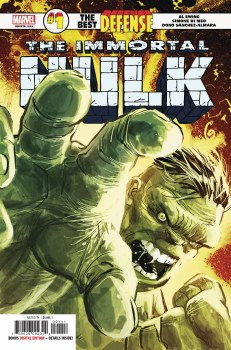 Defenders Immortal Hulk #1