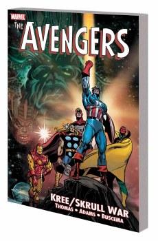 Avengers TP Kree Skrull War Ne