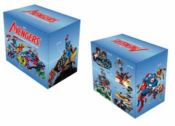 Avengers Earth Mightiest Box S