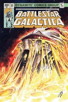 Battlestar Galactica Classic #2 Cvr A Rudy