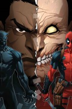 Black Panther Vs Deadpool #3 (of 5) Yildrim Var