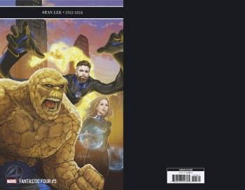 Fantastic Four #5 Witter Var
