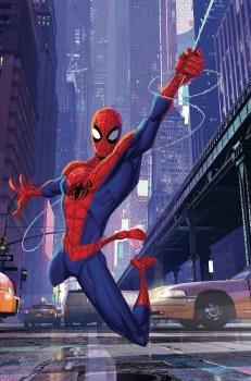 Amazing Spider-Man #11 Animation Var