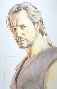 Star Wars Age Republic Qui-Gon Jinn #1 McCaig Design Variant
