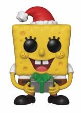 Pop Animation Christmas Spongebob Squarepants Vinyl Figure