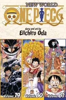 One Piece 3in1 TP VOL 27 (C: 1