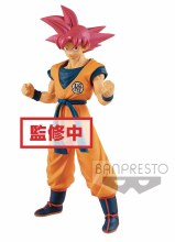 Dragonball Super Movie Cb Super Saiyan God Son Goku Figure