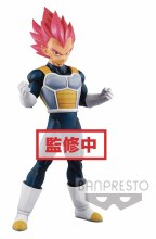 Dragonball Super Movie Cb Super Saiyan God Vegeta Figure