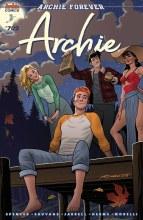 Archie #702 Cvr B Quinones