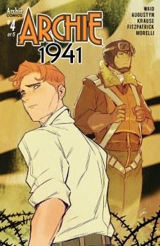 Archie 1941 #4 (of 5) Cvr B Lam