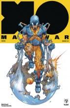 X-O Manowar (2017) #23 Cvr A Rocafort (New Arc)