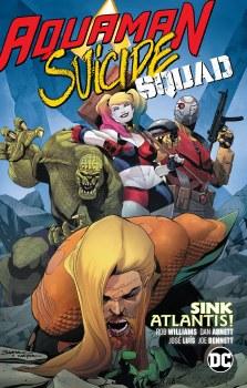 Aquaman Suicide Squad Sink Atlantis TP