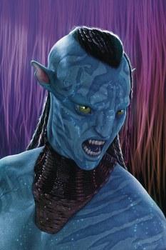 Avatar Tsu Teys Path #1 Cvr B Standerfer