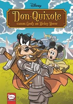 Disney Don Quixote Starring Goofy & Mickey TP