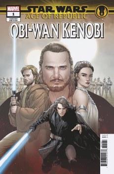 Star Wars Aor Obi-Wan Kenobi #1 Yu Heroes Var