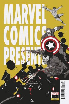 Marvel Comics Presents #1 Martin Var