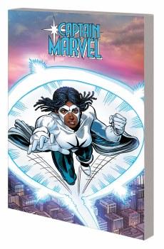 Captain Marvel TP Monica Rambeau Dm