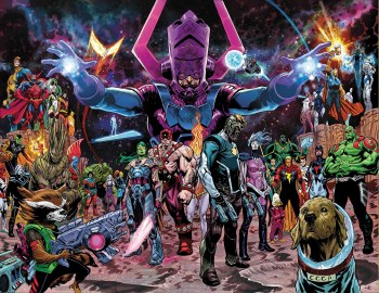 Guardians of the Galaxy #1 By