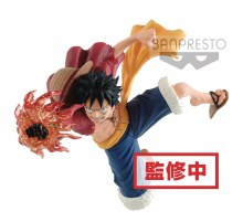 One Piece G X Materia Monkey D Luffy Figure
