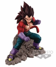 Dragonball Gt Ss4 Vegeta Fig (