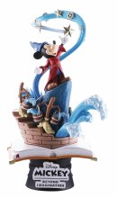 Sorcerers Apprentice Ds-018 D-Stage Series Px 6in Statue