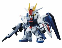 Gundam Seed 08 Freedom Gundam Sdcs Model Kit