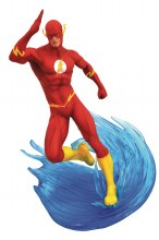 DC Gallery Flash Comic Pvc Figure