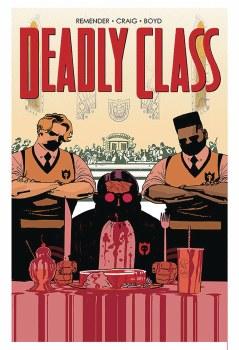 Deadly Class #38 Cvr A Craig (