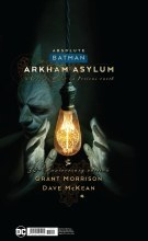 Absolute Batman Arkham Asylum