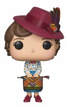Pop Disney Mary Poppins With Bag Vinyl Figure