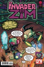 Invader Zim #40 Cvr A