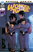 Wonder Twins #1 (of 6)