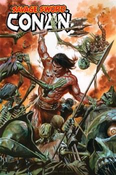Savage Sword of Conan By Alex