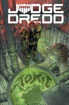Judge Dredd Toxic TP (C: 0-1-2