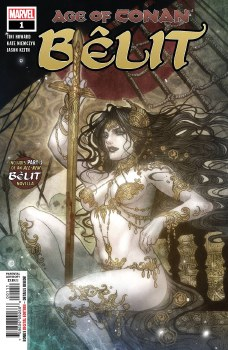 Age of Conan Belit #1 (of 5)