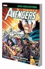 Avengers Epic Collection TP Fe