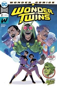 Wonder Twins #2 (of 6)