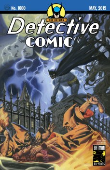 Detective Comics #1000 1930s Var