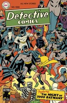 Detective Comics #1000 1950s Var