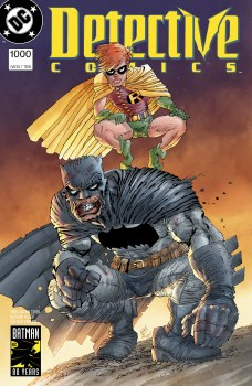 Detective Comics #1000 1980s Var