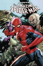 Amazing Spider-Man #17 Yu Connecting Variant