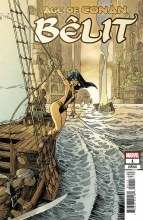 Age of Conan Belit #1 (of 5) Vatine Var