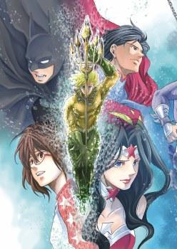 Batman & The Justice League Manga TP VOL 02
