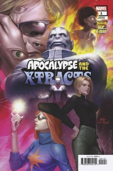 Age of X-Man Apocalypse and X-tracts #1 (of 5) Inhuyk Lee Var