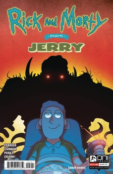 Rick & Mortry Presents Jerry #1 Cvr A